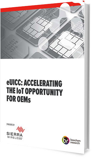 eUICC for OEMs report cover
